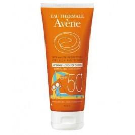 Avene Solar Leche SPF50+ Niños 100 ml
