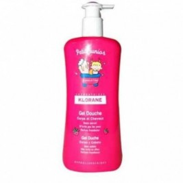 Klorane gel de ducha frambuesa petit junior 500ml