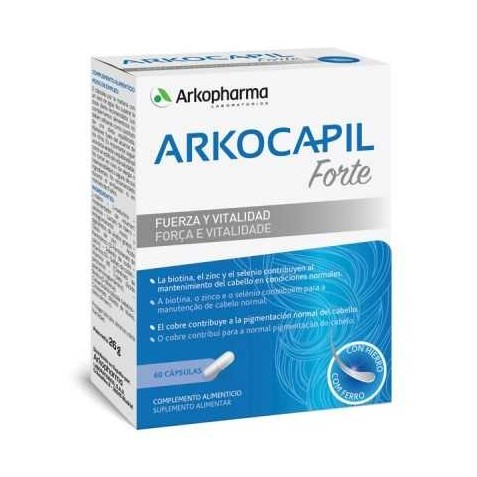 ARKOCAPIL ADVANCE FORTE 60 CAPSULAS